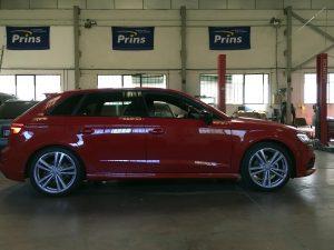 Audi A3 1.5 150cv GLP Prins